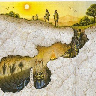 El Mito de la Caverna - Platón