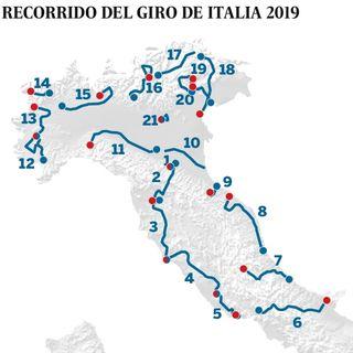 Ahora si, la previa del Giro D' Italia