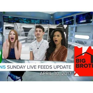Big Brother Canada 5 Live Feeds Update   Sunday, April 30, 2017