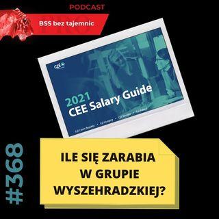 #368 Ile się zarabia w Grupie Wyszehradzkiej?