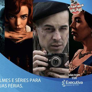 Cinema Falado - Rádio Executiva - 02 de Janeiro de 2021