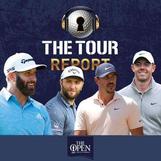 The Tour Report - The Open Championship