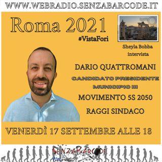 #Roma2021 con Dario Quattromani