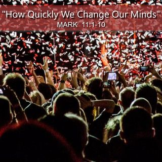 """How Quickly We Change Our Minds"""