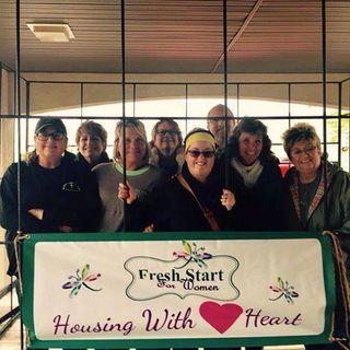Volunteer Talk - Fresh Start