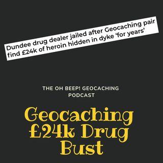 Geocaching £24k Drug Bust - OBGCP101