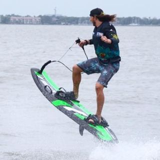 GCPH Episode 12: LIVE with Army Vet, Professional Extreme Watersport Athlete & JetSurf Houston owner Jordan Davlin
