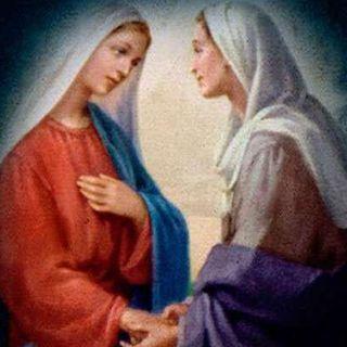 La Visitación de la Virgen María