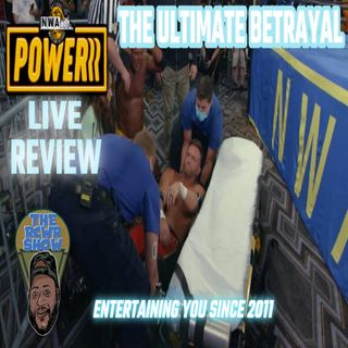 NWA POWERRR 10/5/21-The Ultimate Betrayal Activated! The RCWR Show