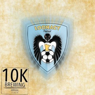 036 10K Brewing: The Episode That Almost Wasn't. MNUFC Eaten by Meth Gators and Curried Seagulls