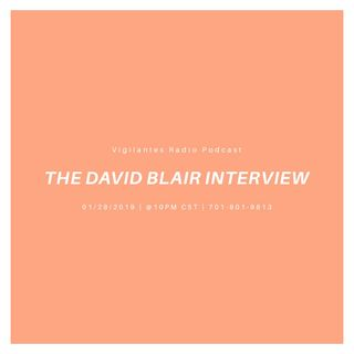 The David Blair Interview.