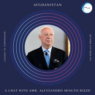 S2 E2: Intervista all'Amb. Alessandro Minuto-Rizzo