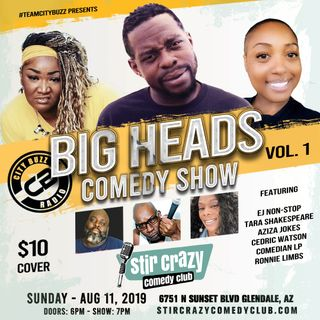 Big Heads Comedy Show