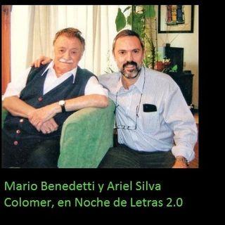 Noche de Letras #55 - Ariel Silva Colomer - Mario Benedetti