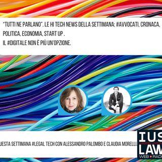 Legal Tech News della settimana: crowd, luminance, AI legale