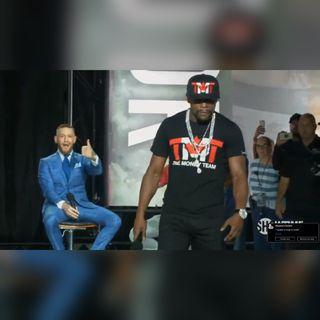 Slow week in sports; Pac vs Horn; Mayweather vs McGregor