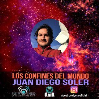 NUESTRO OXIGENO Los confines del mundo - Juan Diego Soler