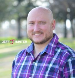 Jesse Miller with Sharpen The Hustle interviews Outsourcing Expert Jeff J. Hunter