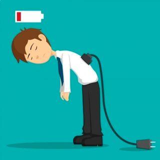 Hábitos que fugan tu energía