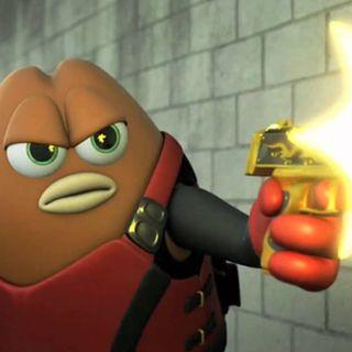 Battle Bean (Mario Mosin)