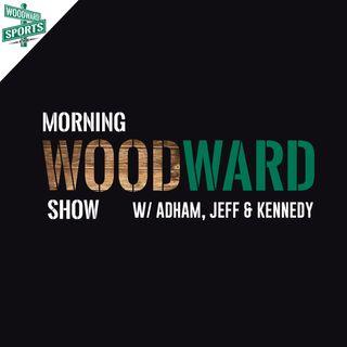 Morning Woodward Show Ep.040 | 1/8/21