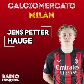CALCIOMERCATO MILAN: JENS PETTER HAUGE, UN TALENTO AL PASSO D'ADDIO