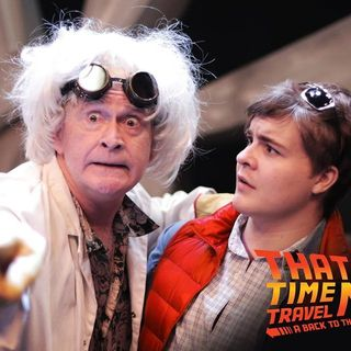 Row Blackshaw - Director of the Back To The Future Musical Parody