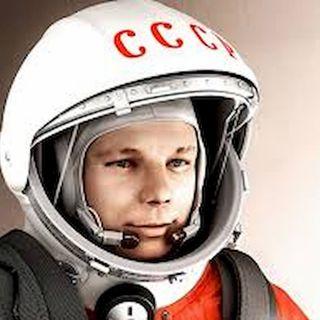 Gagarin, primo nello spazio