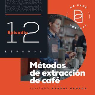 Métodos de extracción de café | Ep.12 español