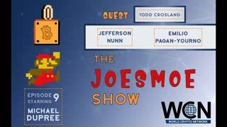 The Joesmoe Show # 9 IRS checks cryptocurrency + High Fees + CoinZoom