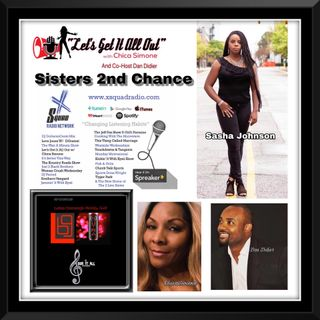 03-04-2020 Our Special Guest Today Is The Lovely Ms. Sasha Johnson!