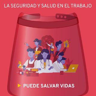 Detengamos La Pandemia-Día Mundial Del La SST