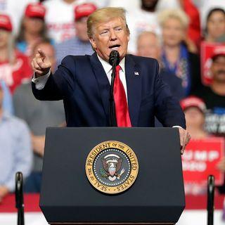 Donald Trump inicia su campaña de reelección