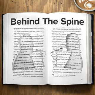 'Behind The Spine' with Mark Heywood