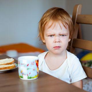 Il bambino è inappetente: che cosa fare?