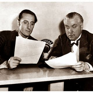 Classic Radio Theater for January 21, 2020 Hour 3  - Telltale Pigeon Feathers