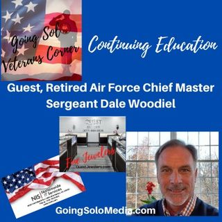 Continuing Education with RAF CMS Dale Woodie