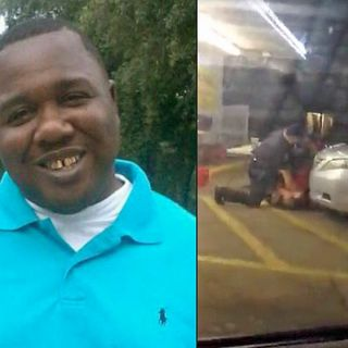 Alton Sterling Shot Dead By Police While Lying On Ground After Being Tased