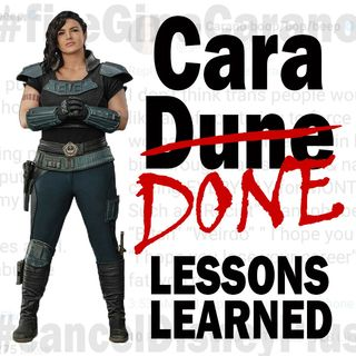 The Firing of Gina Carano and #cancelculture