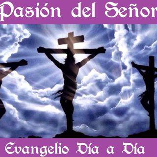 La Pasión del Señor - Evangelio del 25/03/2018 - Mc 14,1-15, 47