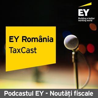 EY Tax Podcast - Episode 1, Plata Defalcata TVA - 01.09.2017