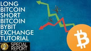 How to Long or Short Bitcoin - Margin Trading Explained - ByBit Exchange Tutorial