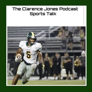 TCJ Podcast 232 Myrtle Beach High School Student Athlete WR JJ JONES Interview