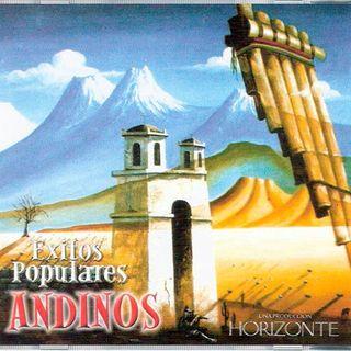Éxitos Populares Andinos -muestra