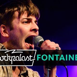 Avantpop LIVE - Fontaines D.C. live  Rockpalast  2019