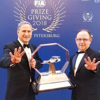 Cuarto galardón para el Gran Premio de México