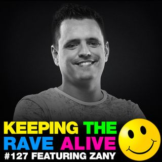 Episode 127: feat Zany!