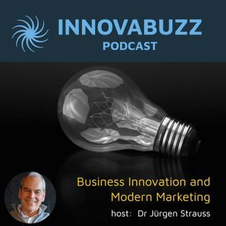 Harry Duran, How to Build Relationships Through Podcasting - InnovaBuzz 170