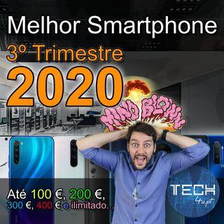 Melhor telemóvel 📱 em 2020 até 100€ , 200€, 300€, 400€ e ilimitado 💰 (3º Trimestre)