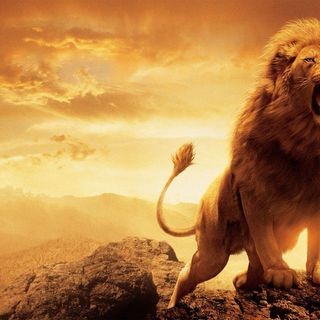 The great Lion-Saba